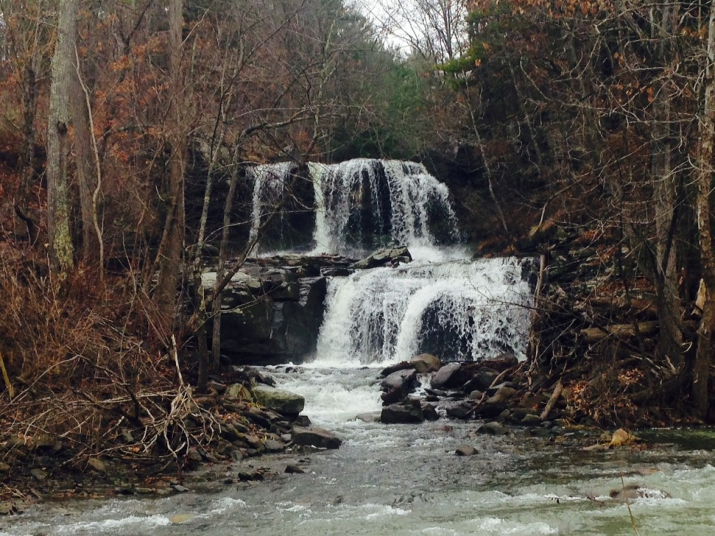© Mountain Girl Photography & Design - Day 3 Falls at Schoharie Creek and Creamery Rd Junction